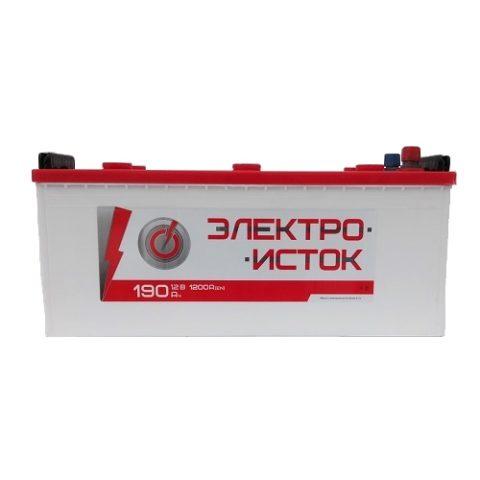 Аккумулятор ЭлектроИсток 190Ач
