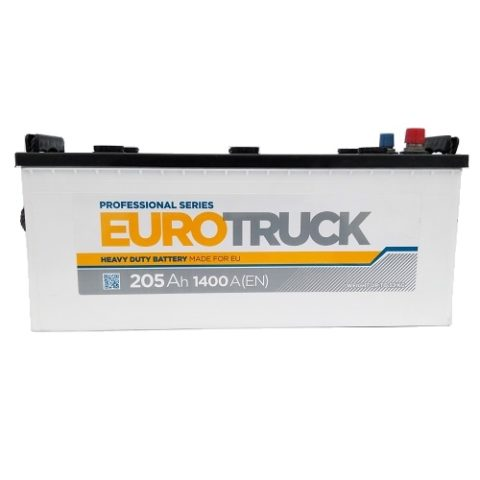 Аккумулятор ЕвроТрак 205Ач