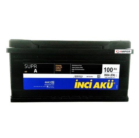 Аккумулятор Inci Aku 100Ач обратная полярность