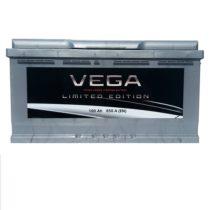 Аккумулятор Вега 100Ач обратная полярность