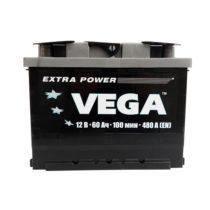 Аккумулятор VEGA Extra Power 60Ач