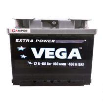 аккумулятор Vega 60Ач прямая полярность