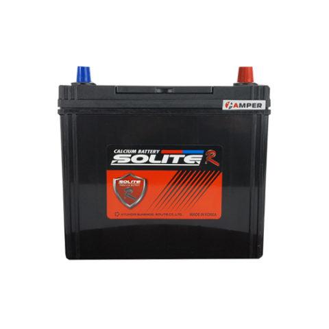 Аккумулятор Solite R 50Ач обратная полярность тонкие клеммы
