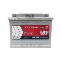 Аккумулятор FIAMM 60Ач прямая полярность