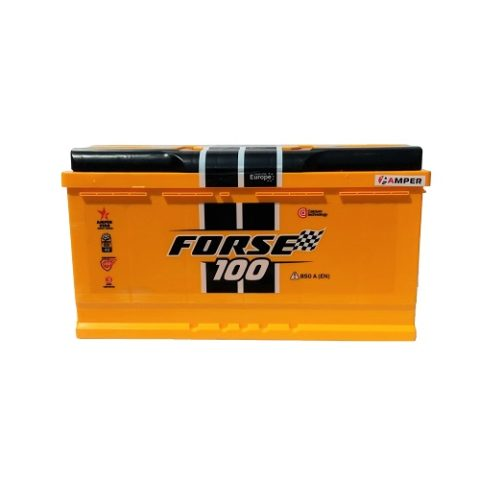 Аккумулятор Forse 100Ач обратная полярность