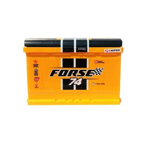 аккумулятор Forse 74Ач обратная полярность