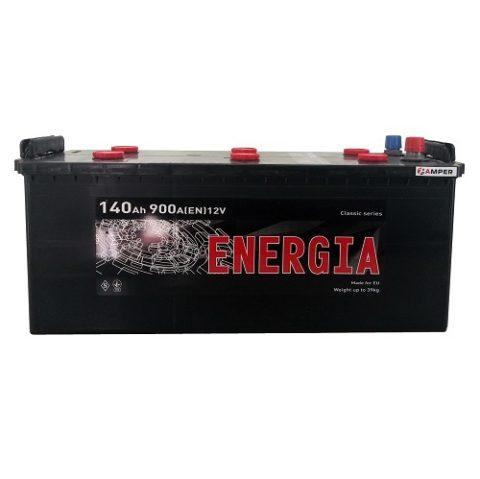 Аккумулятор Energia 140Ач