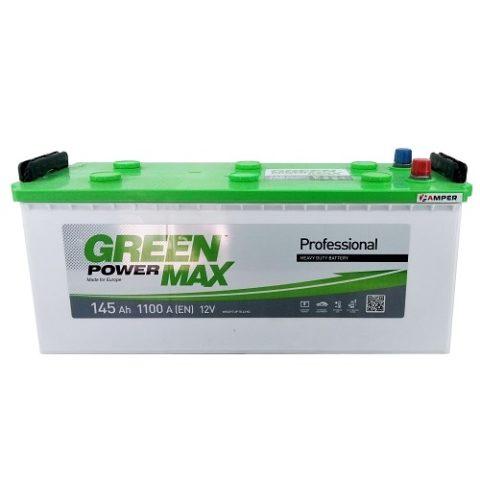 Аккумулятор GreenPowerMax 145Ач обратная полярность