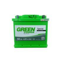 Аккумулятор Green Power 50Ач прямая полярность