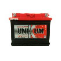 Аккумулятор Unikum 60Ач прямая полярность