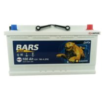 Аккумулятор Bars Gold 100Ач обратная полярность