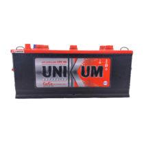 Аккумулятор Unikum 190Ая прямая полярность широкая банка