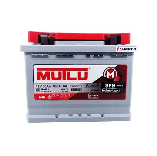 Аккумулятор MUTLU SFB 60Ач 540A обратная полярность