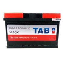 Аккумулятор TAB Magic 75Ач обратная полярность