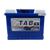 Аккумулятор TAB Polar 66Ач обратная полярность