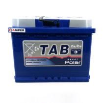 Аккумулятор TAB Polar 66Ач прямая полярность