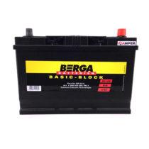 Аккумулятор BERGA 95Ач Азия обратная полярность