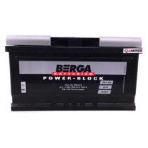 Аккумулятор Berga Power Block 80Ач обратная полярность