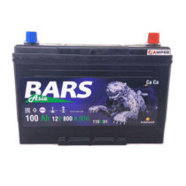 Аккумулятор Bars Asia 100Ач обратная полярность