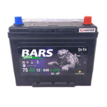 Аккумулятор Bars Asia 75Ач обратная полярность