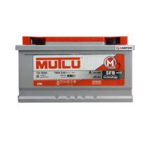 Аккумулятор MUTLU 80Ач обратная полярность