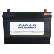 Фото аккумулятора SICAR 6СТ-100AH АЗE 100AH JIS