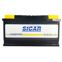 Фото аккумулятора SICAR 6СТ-100AH