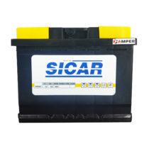 Фото аккумулятора SICAR 6СТ-65AH