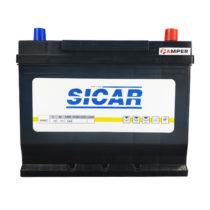Фото аккумулятора SICAR 6СТ-70AH